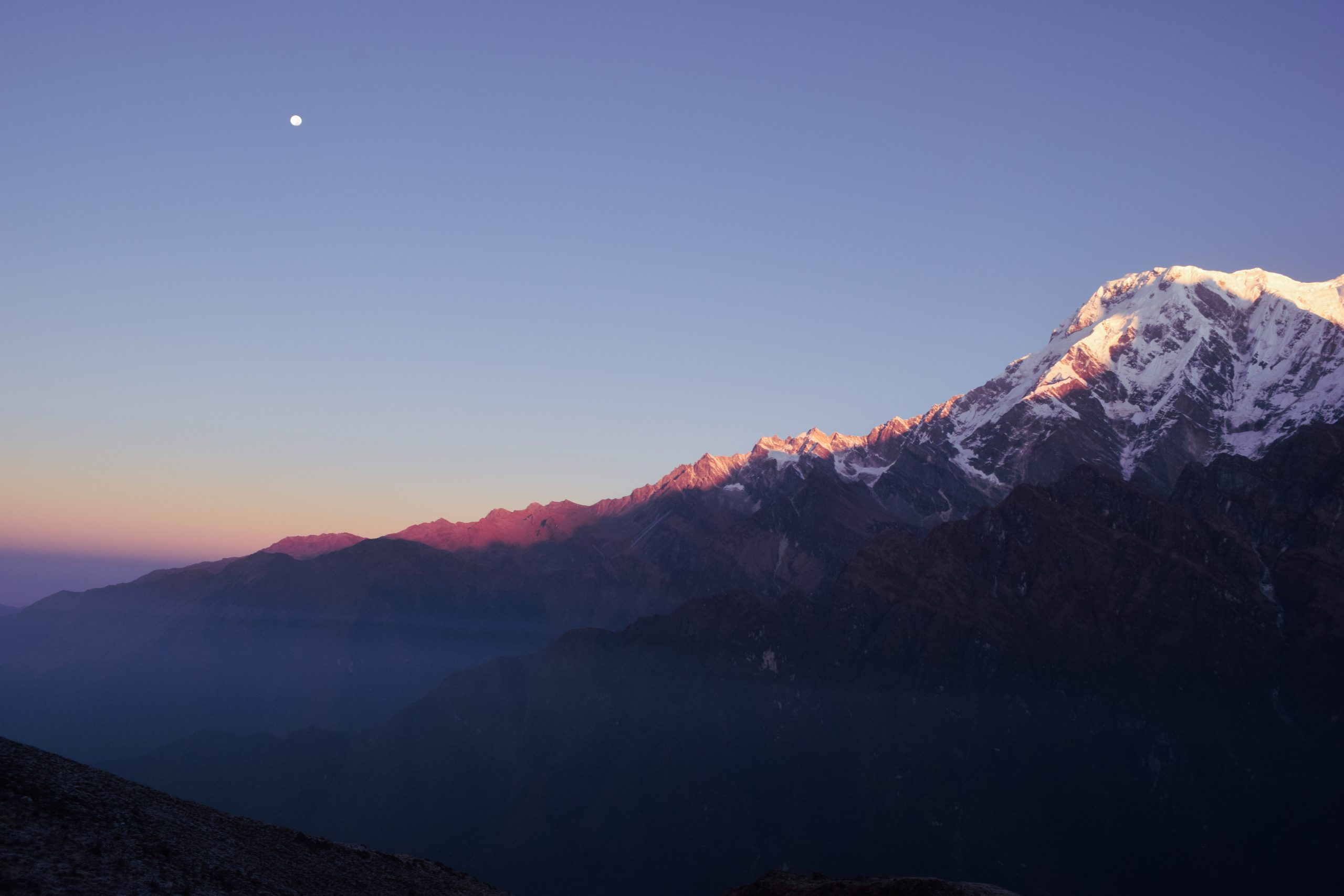 night view at annapurna scaled
