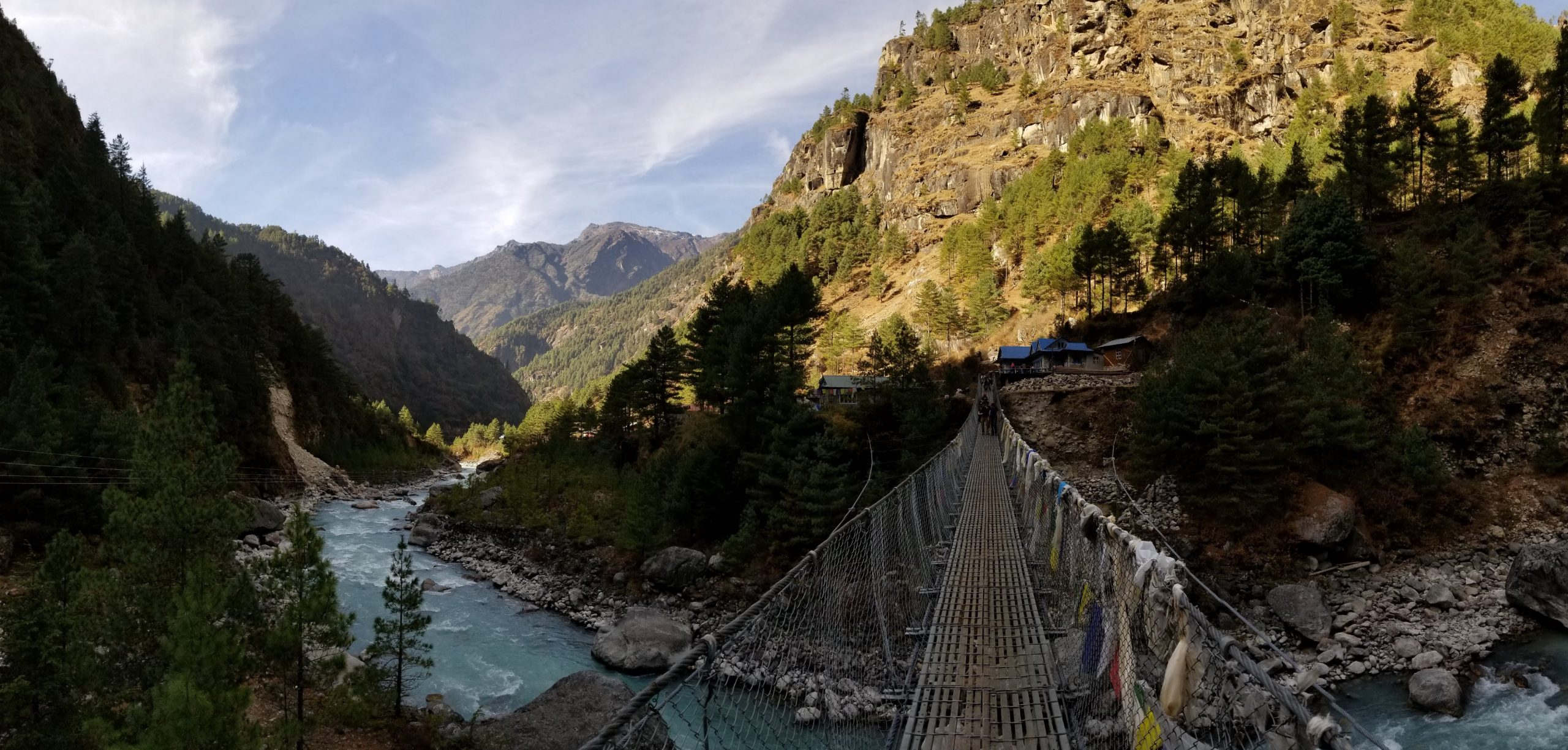 A Journey to Everest Base Camp in 2020