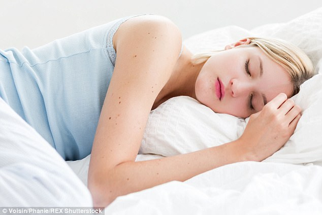 What are the best sleeping positions for digestion?