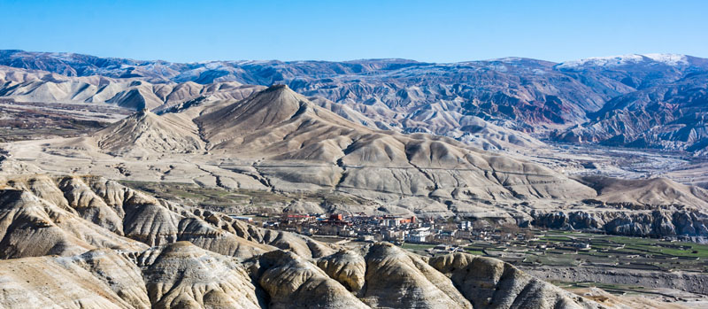 A Complete Journey To Upper Mustang in 2020