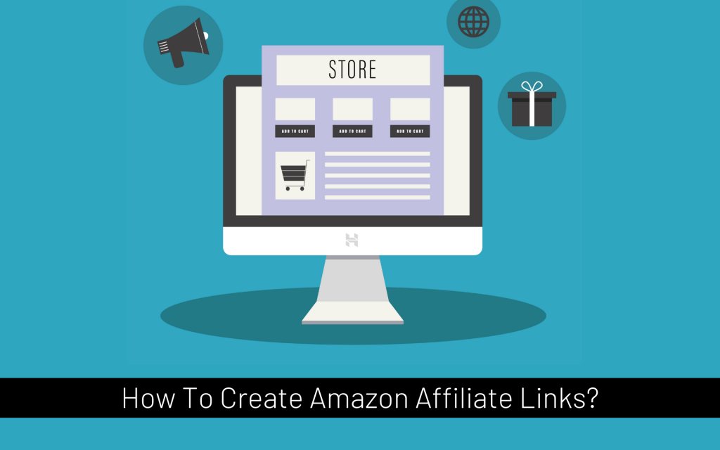 Ccreate Amazon Affiliate links